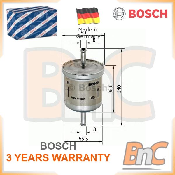 Filtro De Combustible Bosch 0450905002