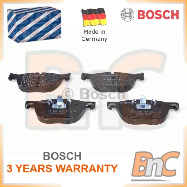 3.0 d UK Bosch Stockist E70 Bosch Brake Pads Set Front Fits BMW X5