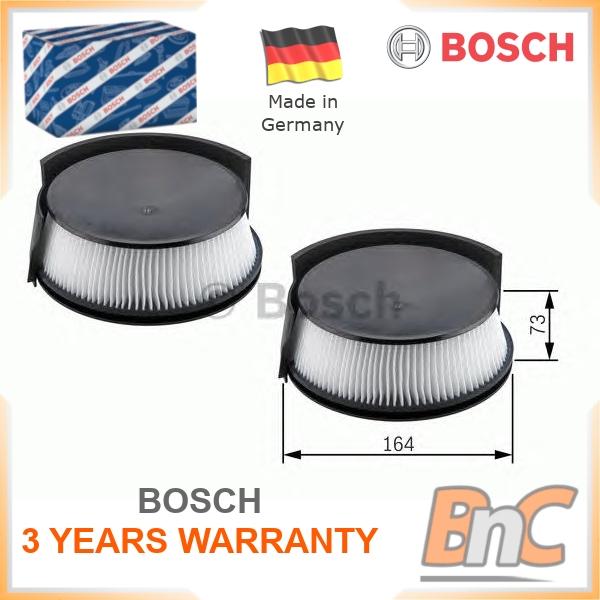 Bosch 1987 432 170 Interior Air Cabin Pollen Filter Standard Type Service