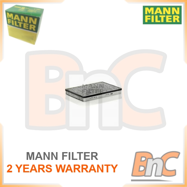 Mann Filter CUK2230 Filtre /à air cabine