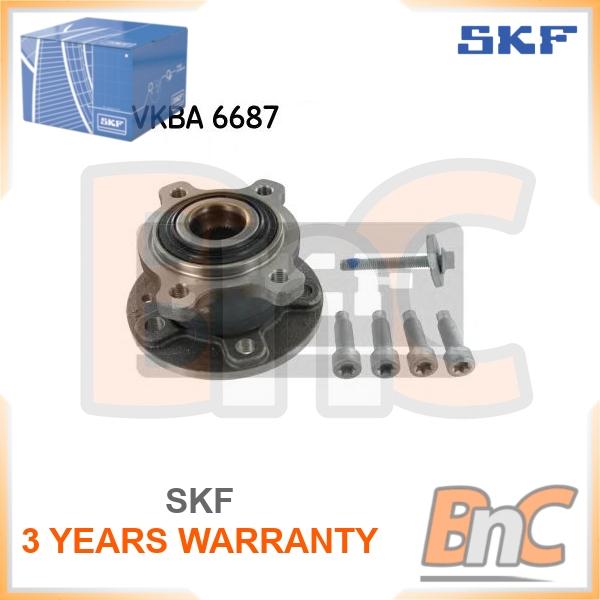 SKF VKBA 6548 Wheel bearing kit