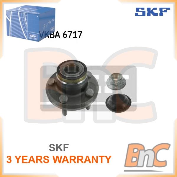 SKF BR930446 Wheel Bearing and Hub Assembly